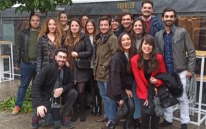 Master Sevilla laboral clausura 2019