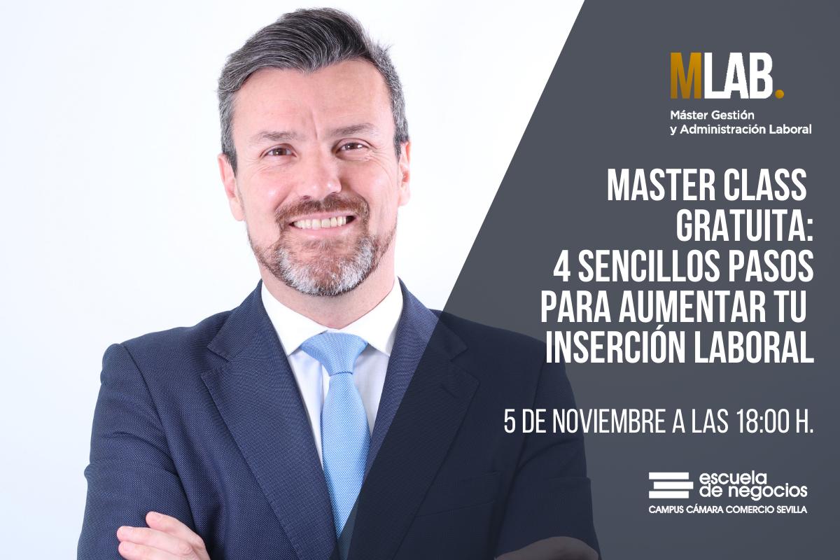 master class online gratuita